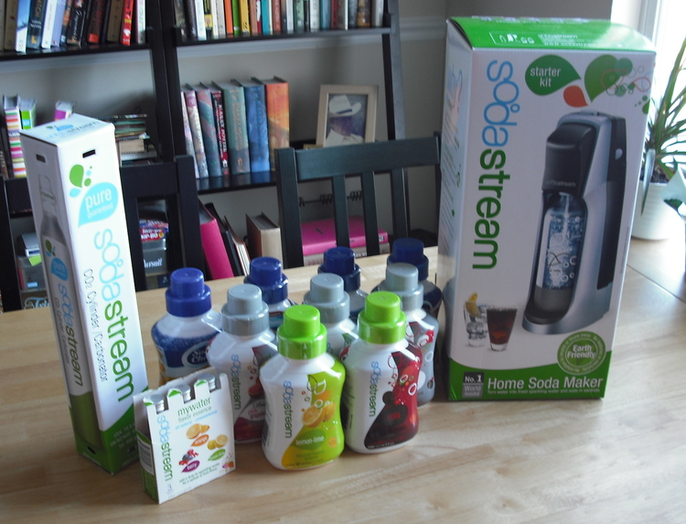 SodaStream products. Credit: Meaghan O'Malley via Flickr.com.