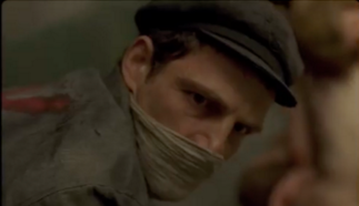 "The Hungarian Holocaust film ""Son of Saul"" won the Oscar for Best Foreign Language Film on Sunday. Credit: Screenshot from the ""Son of Saul"" trailer."