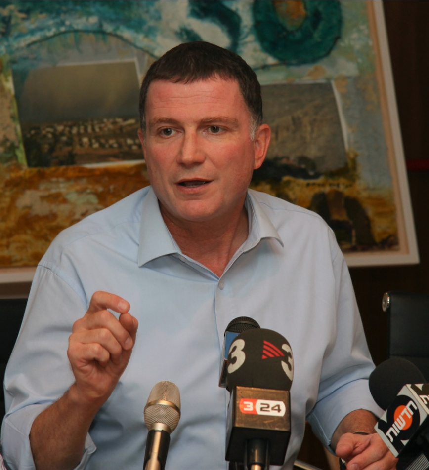 Israeli Knesset Speaker Yuli Edelstein. Credit: Yuri Levin via Wikimedia Commons.