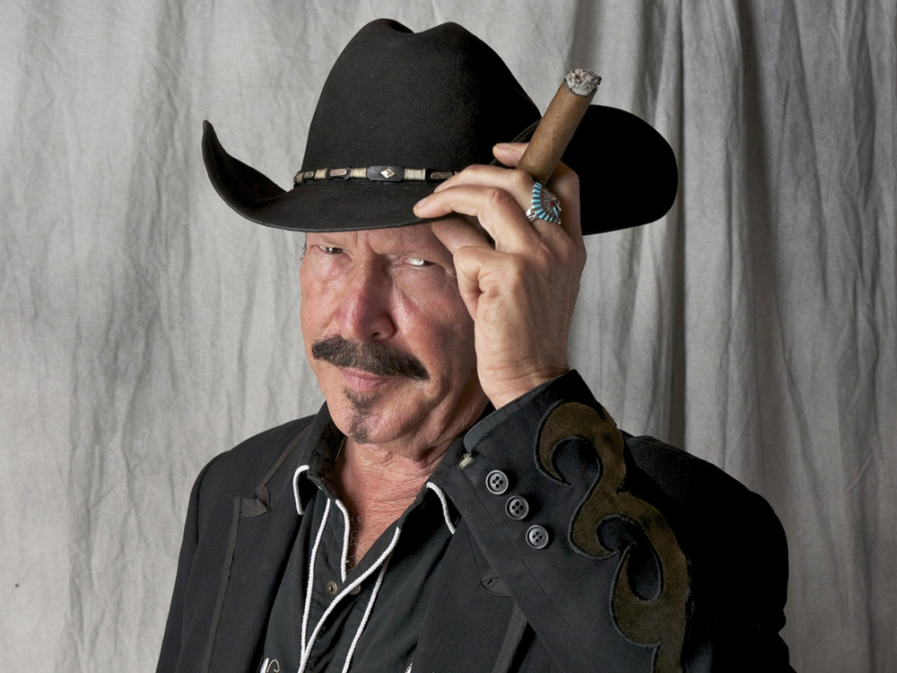 Click photo to download. Caption: Kinky Friedman. Credit: Kinky Friedman press photo.