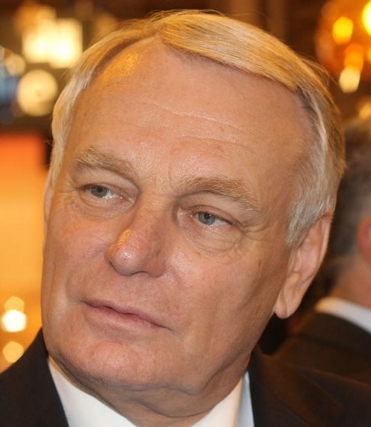 French Foreign Minister Jean-Marc Ayrault. Credit: Wikimedia Commons.