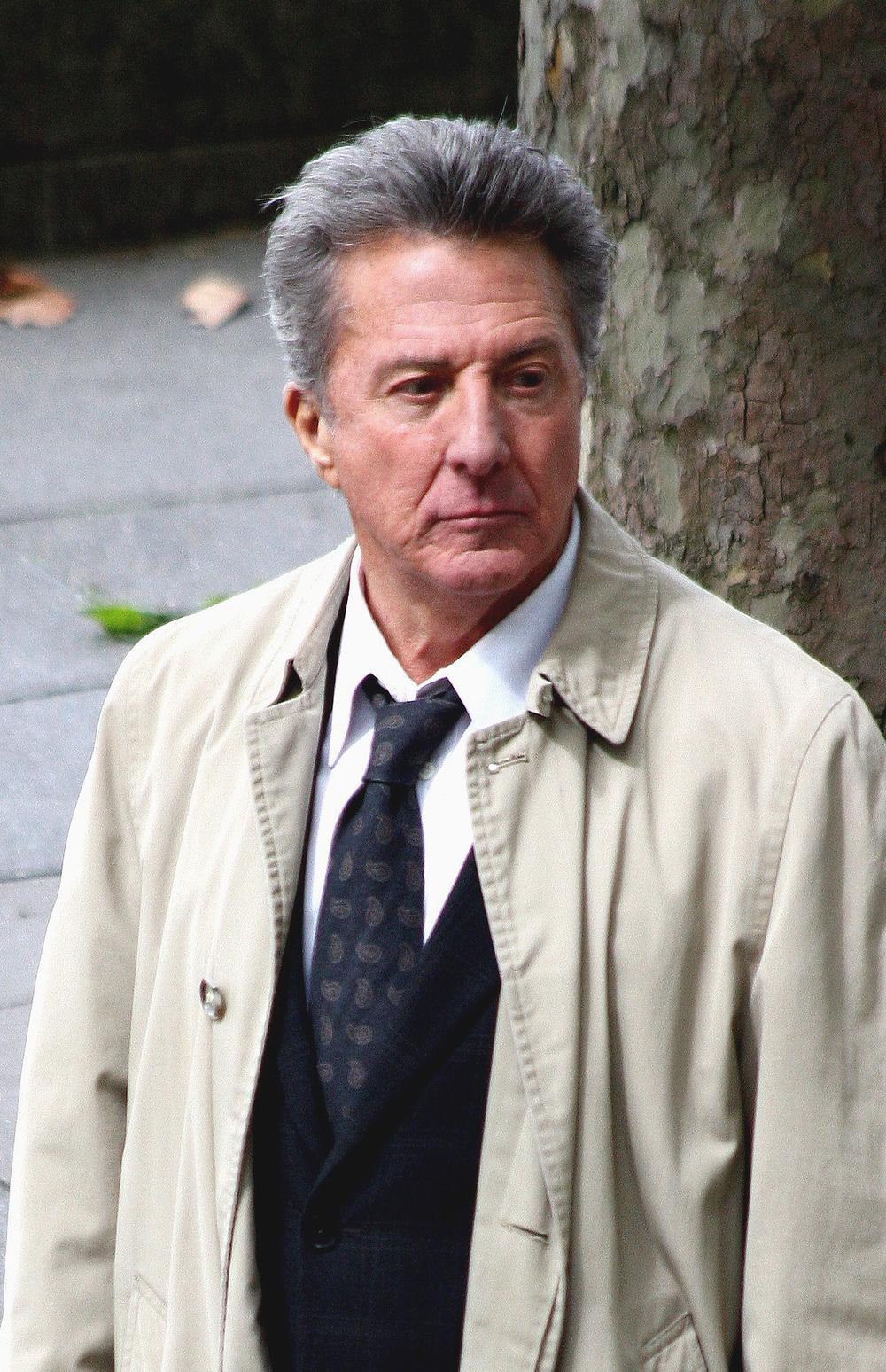 Dustin Hoffman. Credit: Wikimedia Commons.