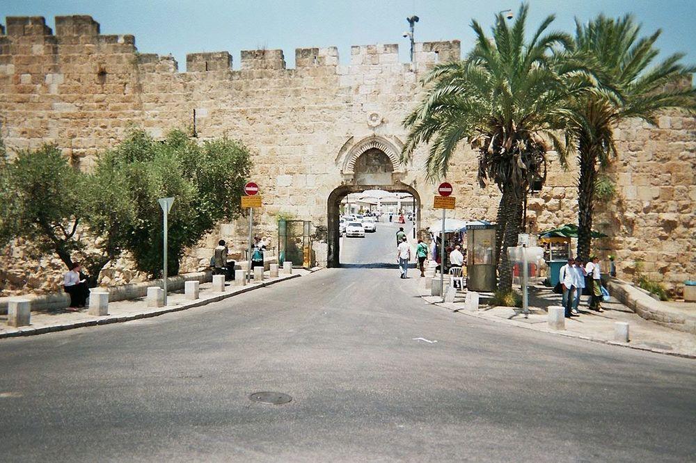 Jerusalem's Dung Gate. Credit: Wikimedia Commons.