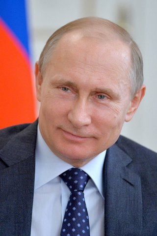 Vladimir Putin. Credit: Wikimedia Commons.