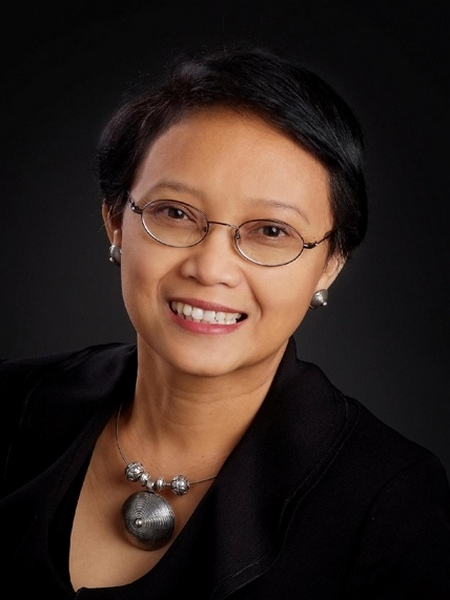 Indonesian Foreign Minister Retno Marsudi. Credit: Wikimedia Commons.