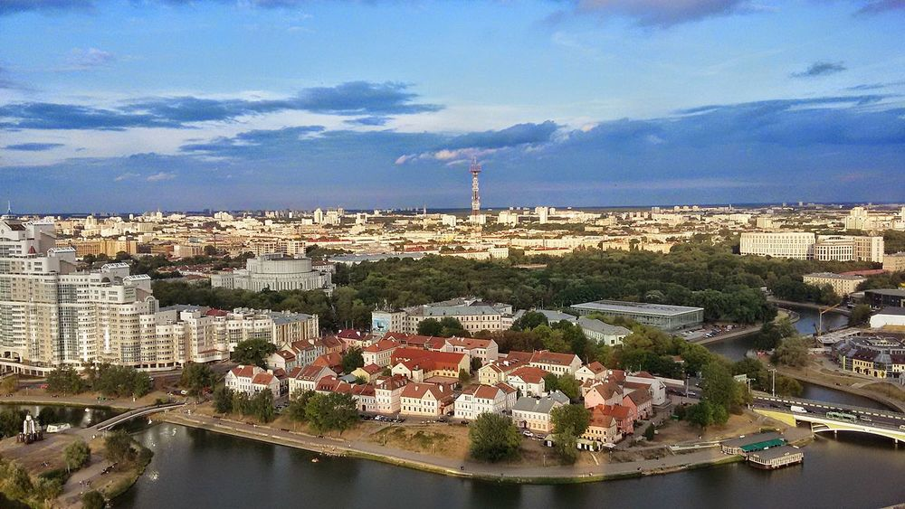 A view of Minsk, Belarus. Credit: Wikimedia Commons.
