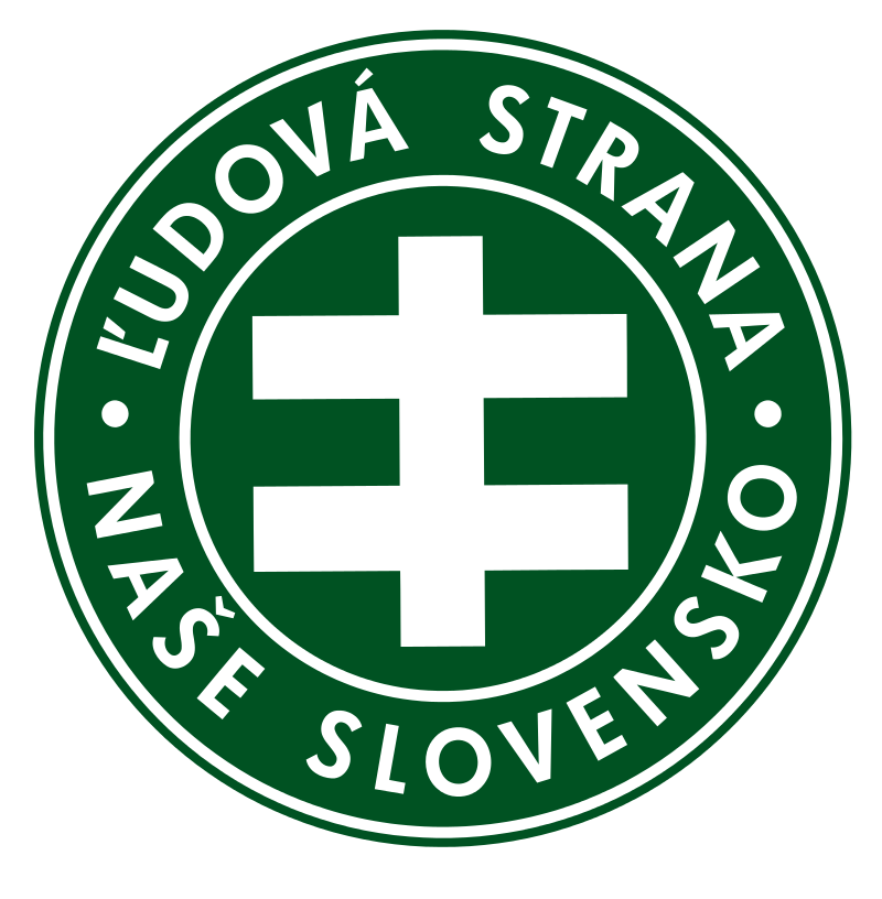 The logo of the Our Slovakia party. Credit: Wikimedia Commons.