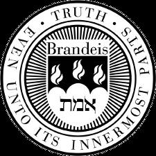 The Brandeis University seal. Credit: Brandeis University.