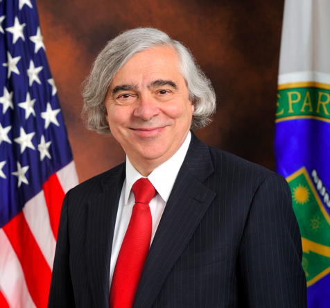 U.S. Energy Secretary Ernest Moniz. Credit: U.S. Department of Energy.