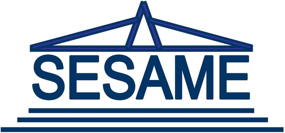 The logo for the SESAME light source project. Credit: SESAME.