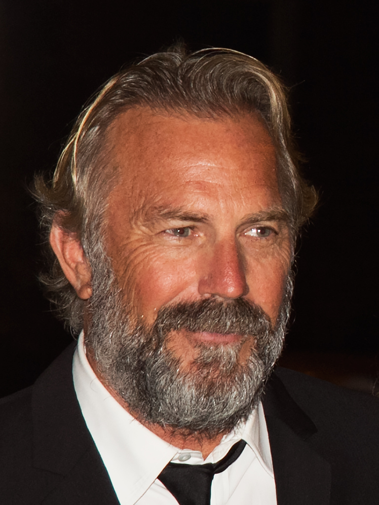Kevin Costner. Credit: Wikimedia Commons.