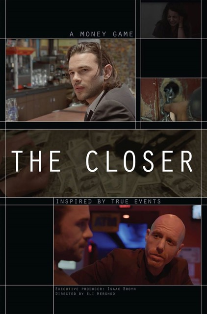 "Click photo to download. Caption: A movie poster for the ""The Closer."" Credit: The Closer."