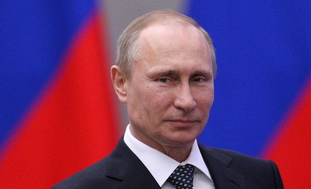 Russian President Vladimir Putin. Credit: Maria Joner via Wikimedia Commons.