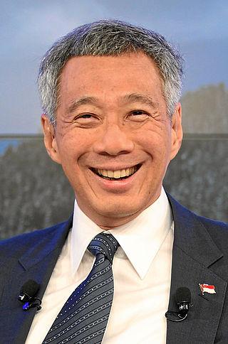 Singaporean Prime Minister Lee Hsien Loong. Credit: World Economic Forum.
