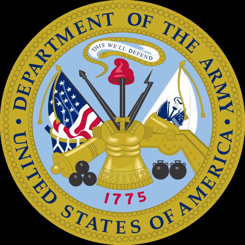 The U.S. Army seal. Credit: U.S. Army.