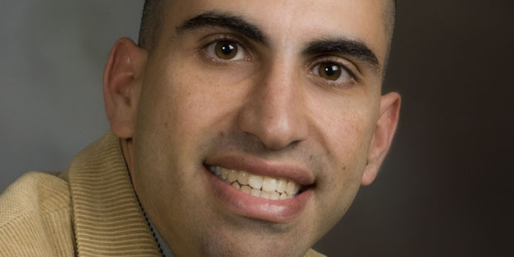 Click photo to download. Caption: Steven Salaita, the anti-Zionist professor of American Studies who formerly worked for the University of Illinois at Urbana-Champaign. Credit: Facebook.