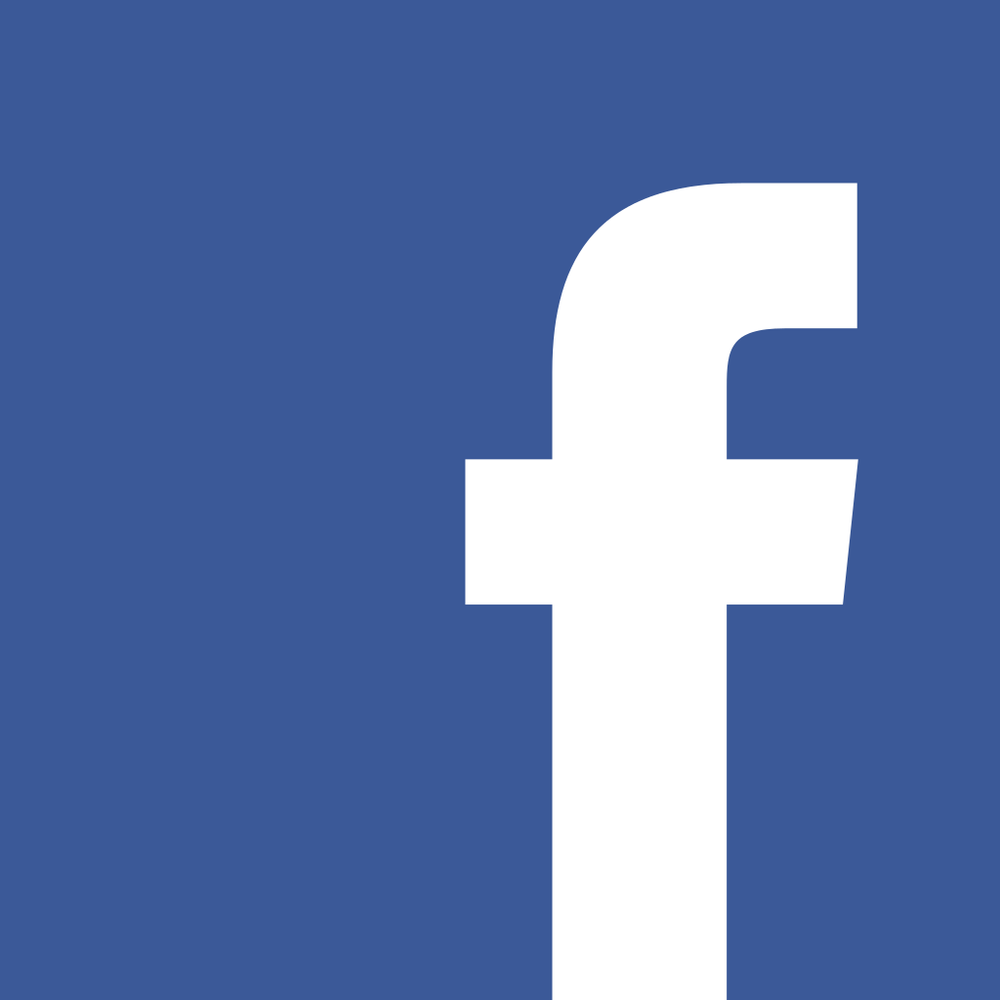 Facebook's logo. Credit: Wikimedia Commons.