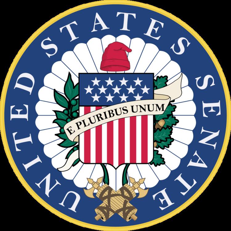 The U.S. Senate logo. Credit: U.S. Senate.