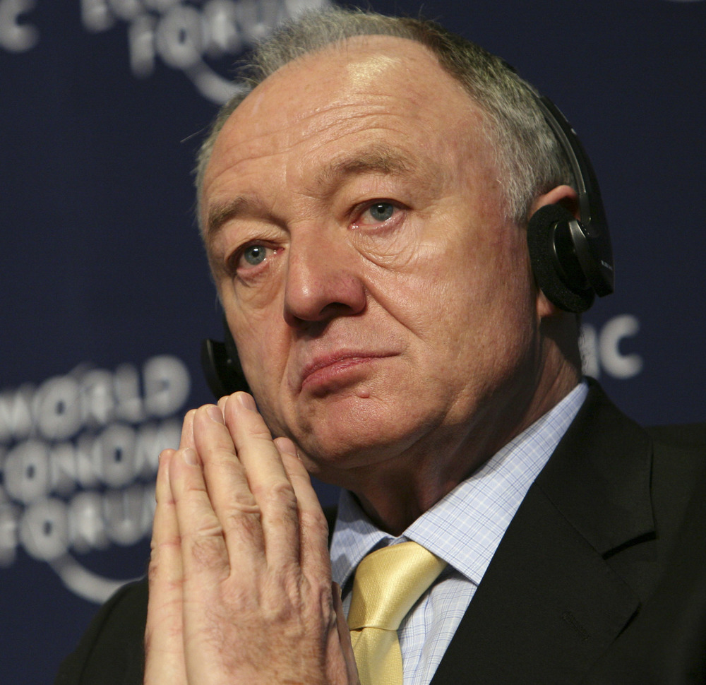 Former London mayor Ken Livingstone. Credit: World Economic Forum via Wikimedia Commons.