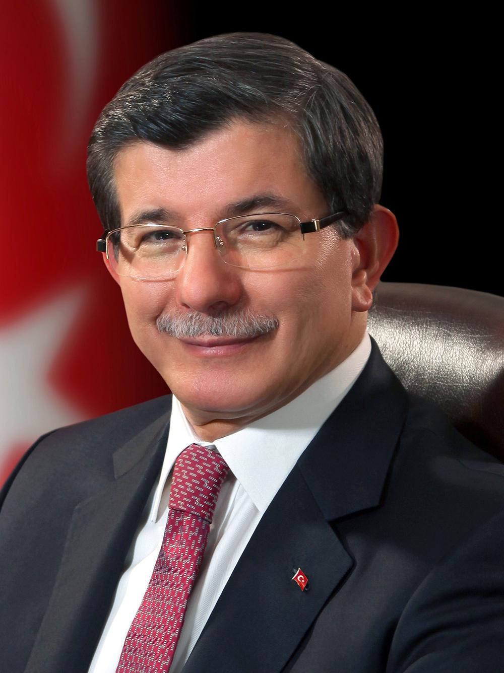 Newly resigned Turkish Prime Minister Ahmet Davutoglu. Credit: Wikimedia Commons.
