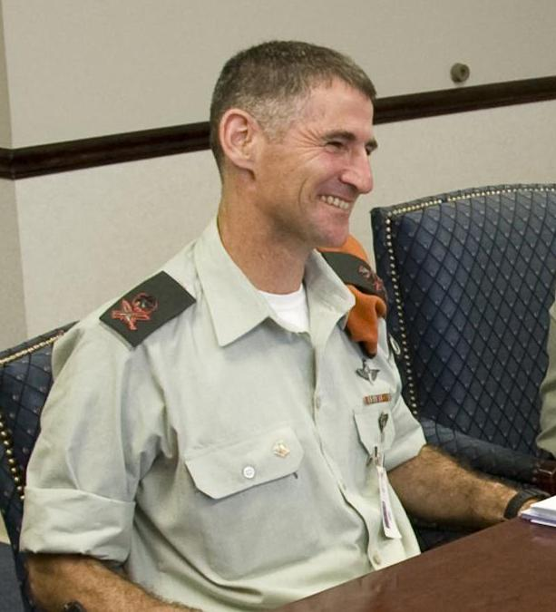 Israel Defense Forces (IDF) Deputy Chief of Staff Maj Gen Yair Golan. Credit: Mike Moore via Wikimedia Commons.
