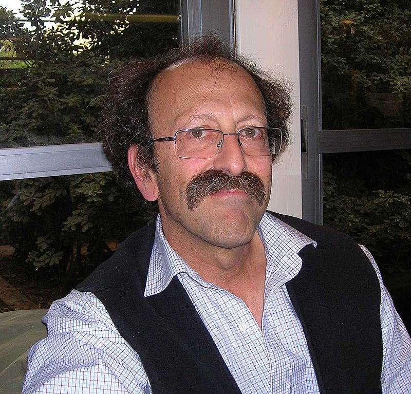 Hebrew University's Prof. David Shulman. Credit: Wikimedia Commons.
