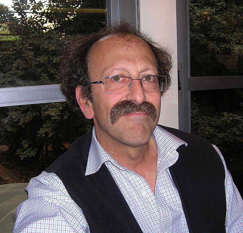 Hebrew University's Prof. David Shulman. Credit: Wikimedia Commons.