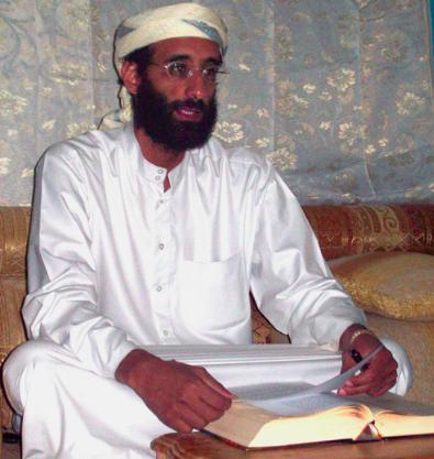 Anwar al-Awlaki. Credit: Wikimedia Commons.