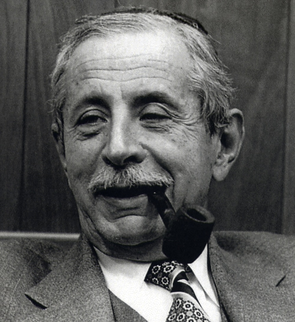 Click photo to download. Caption: Harold M. Jacobs. Credit: Courtesy of the Jacobs family.