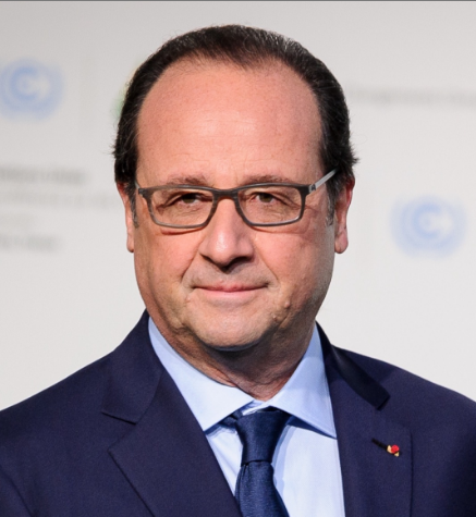French President Francois Hollande. Credit: COP Paris via Wikimedia Commons.