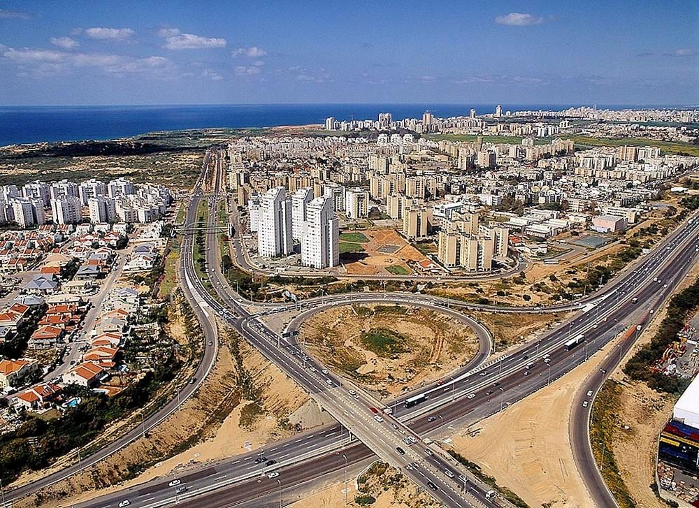 Netanya, Israel. Credit: Wikimedia Commons.