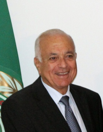 Arab League Secretary-General Nabil Elaraby. Credit: Wikimedia Commons.
