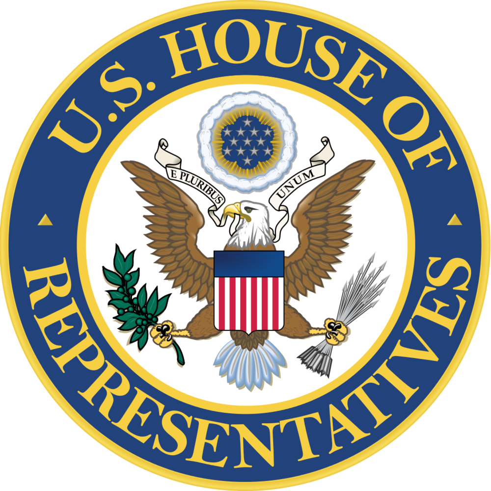 The seal of the U.S. House of Representatives. Credit: Wikimedia Commons.
