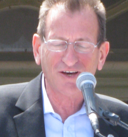 Tel Aviv Mayor Ron Huldai. Credit: Wikimedia Commons.