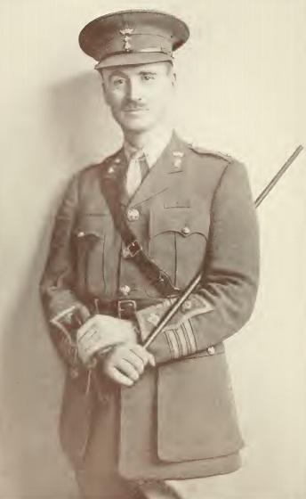 Lt.-Col. John Henry Patterson. Credit: Wikimedia Commons.