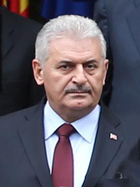 Turkish Prime Minister Binali Yıldırım. Credit: Wikimedia Commons.