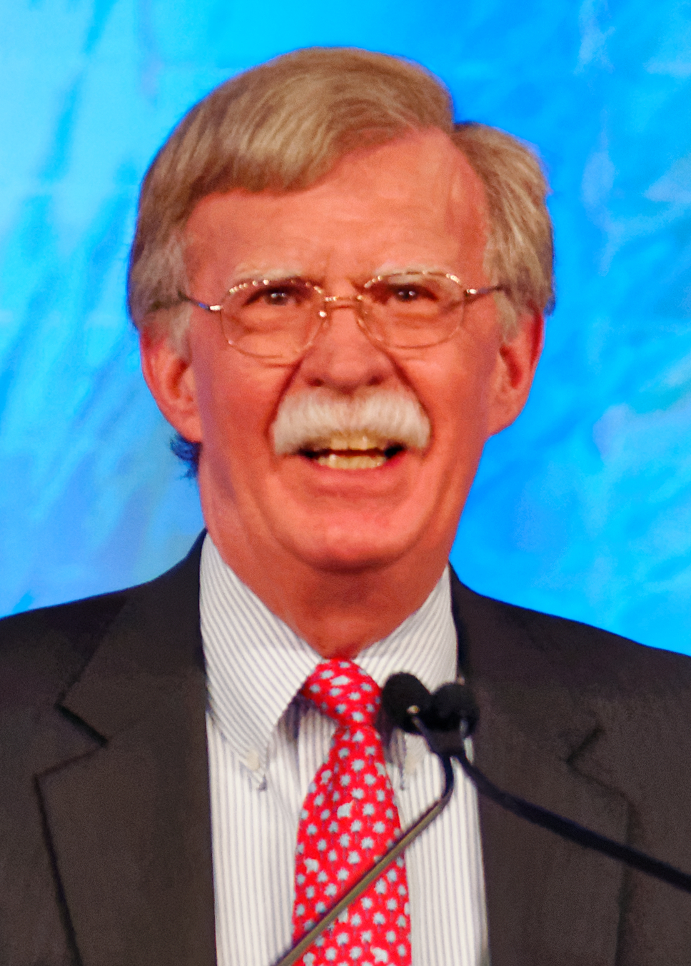 Former U.S. ambassador to the United Nations John Bolton. Credit: Michael Vadon via Wikimedia Commons.