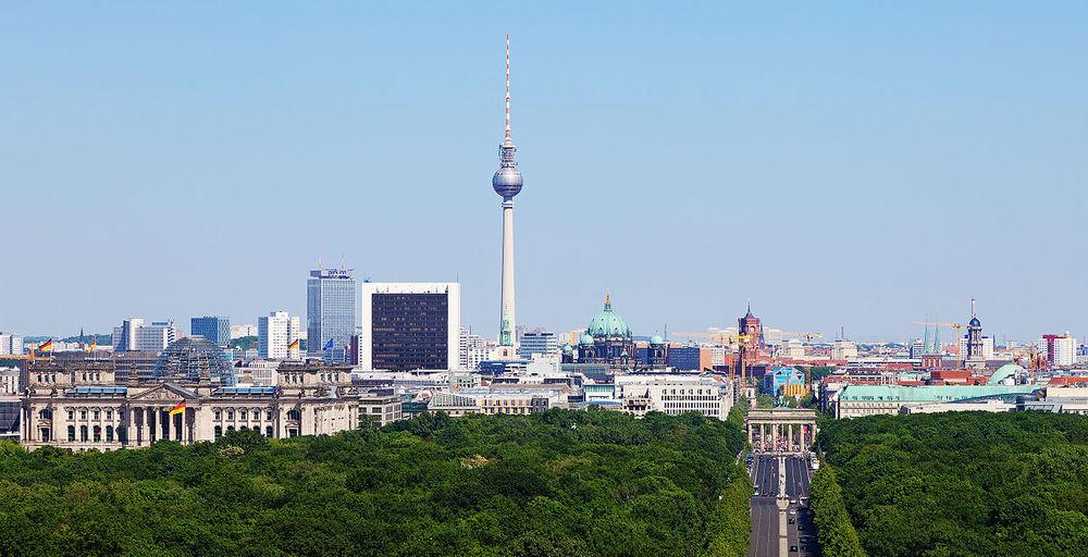 Berlin, Germany. Credit:Thomas Wolf via Wikimedia Commons.