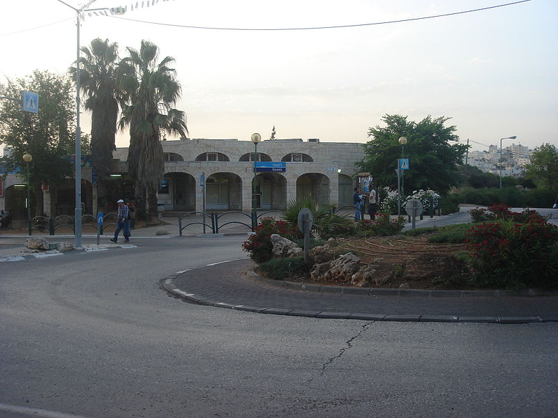 Kiryat Arba. Credit: Wikimedia Commons.