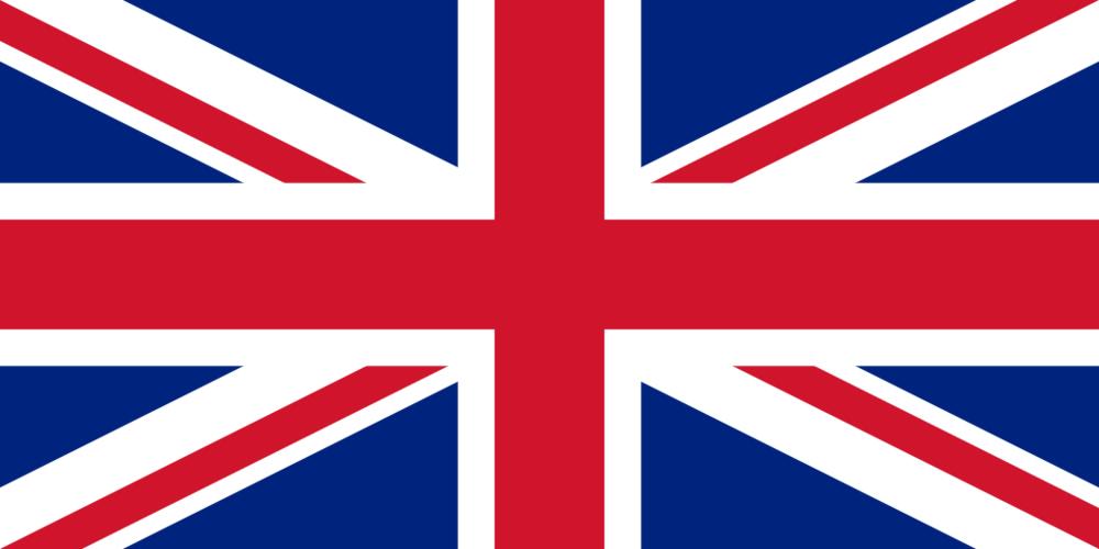 The U.K. flag. Credit: Wikimedia Commons.