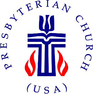 The Presbyterian Church USA logo. Credit: Wikimedia Commons.