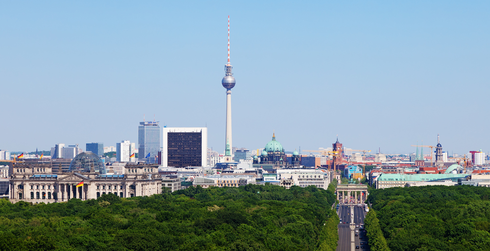 Berlin, Germany. Credit: Thomas Wolf via Wikimedia Commons.
