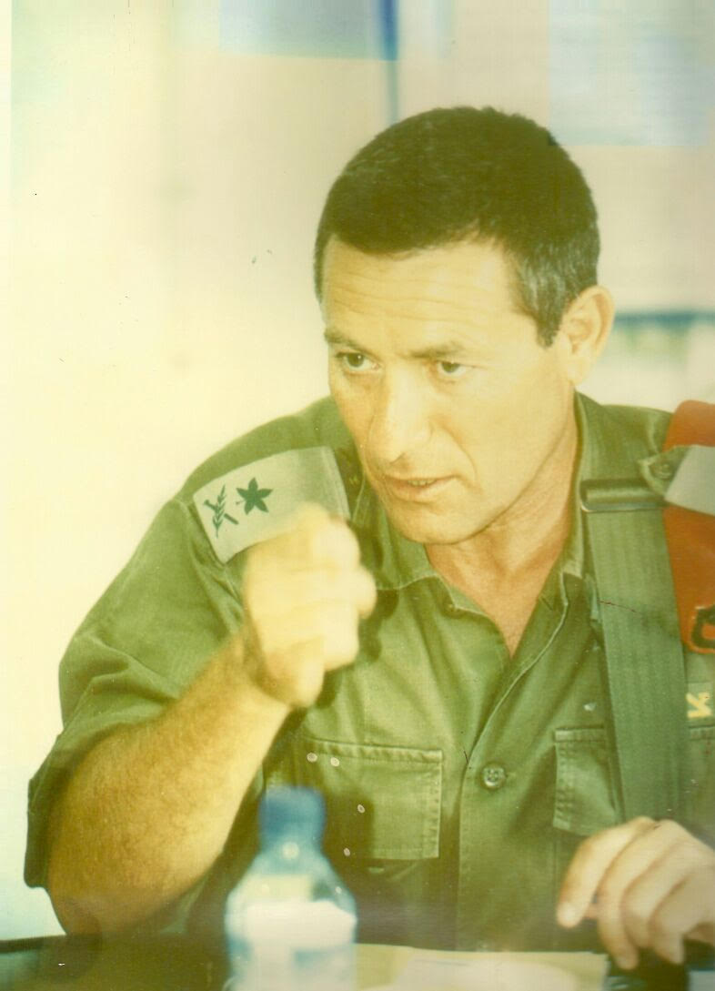 Click photo to download. Caption: Israel Defense Forces Maj. Gen. (res.) Doron Almog. Credit: Courtesy Jewish National Fund.