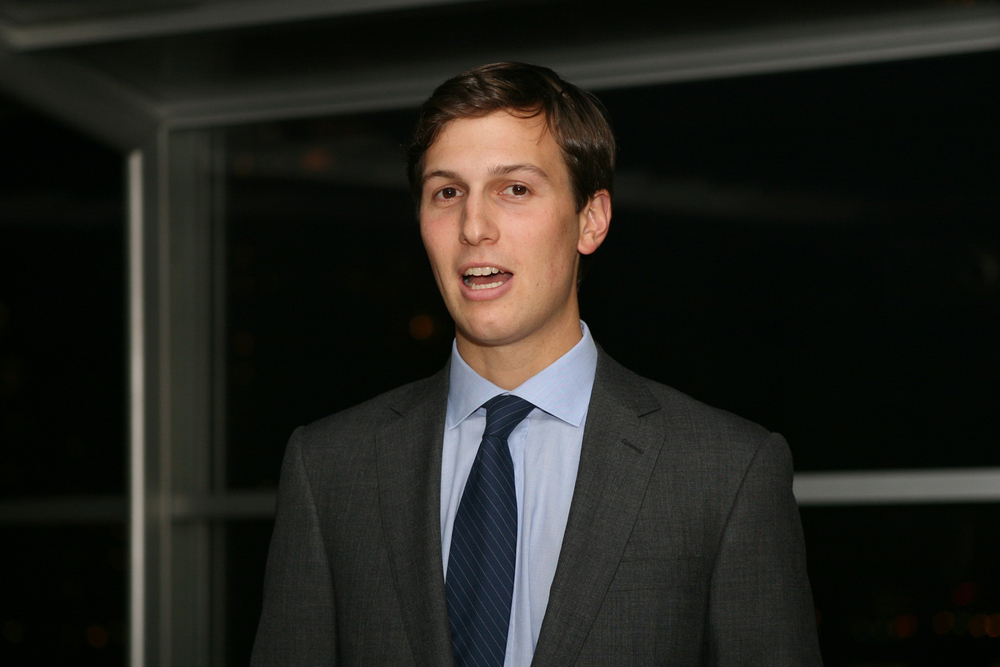 Observer owner Jared Kushner is married to Ivanka Trump, daughter of presumed Republican presidential nominee Donald Trump. Credit: Lori Berkowitz Photography via Wikimedia Commons.
