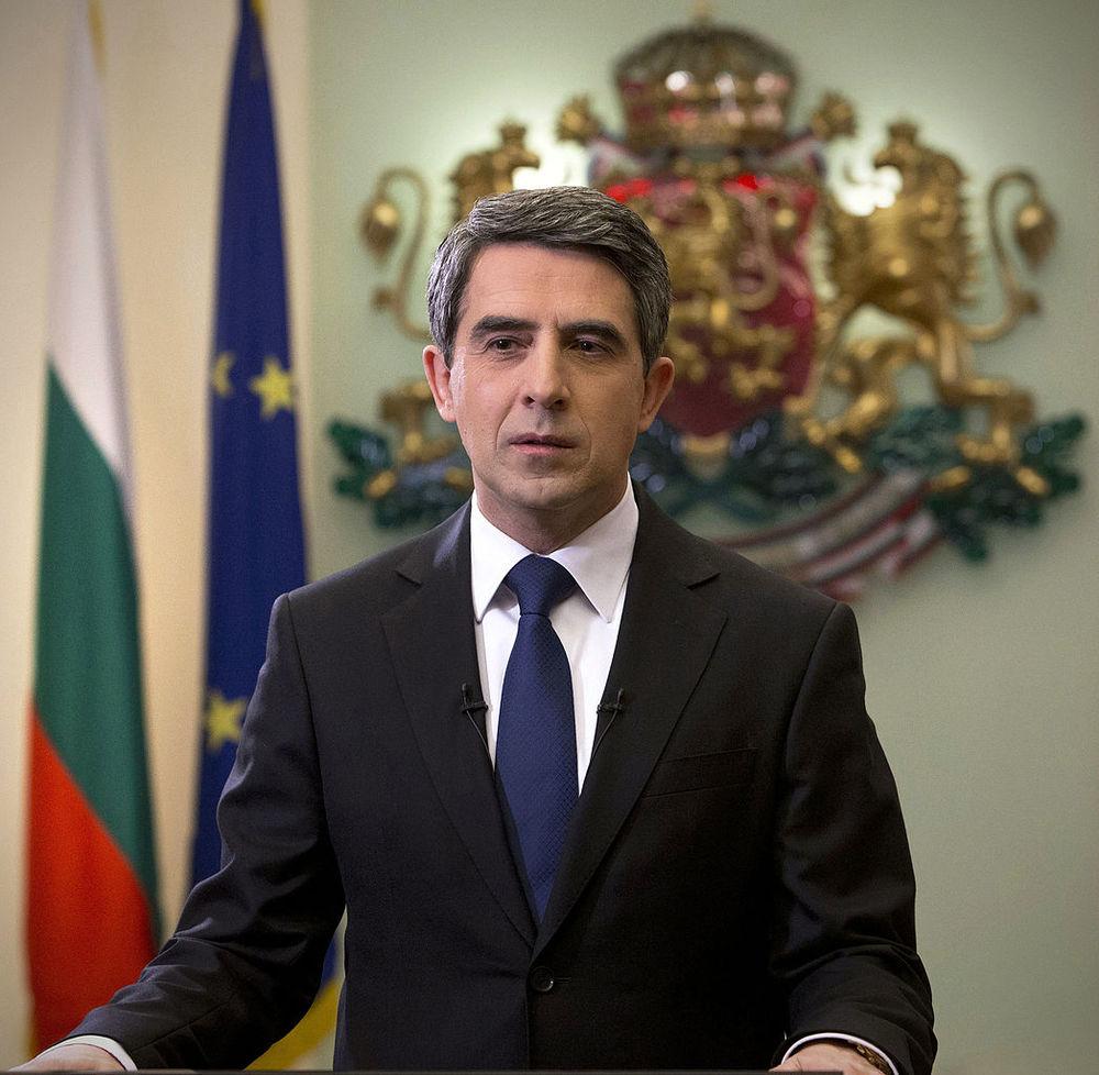 Bulgarian President Rosen Plevneliev. Credit: Wikimedia Commons.