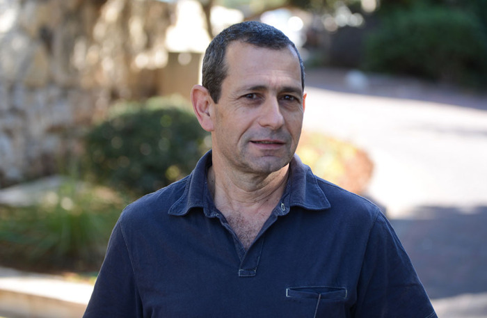 Shin Bet chief Nadav Argaman. Credit: Wikimedia Commons.