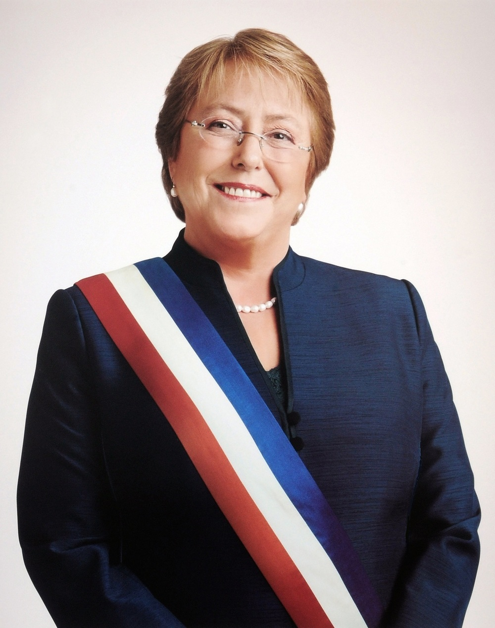 Click photo to download. Caption: Chilean President Michelle Bachelet. Credit: Gobierno de Chile via Wikimedia Commons.