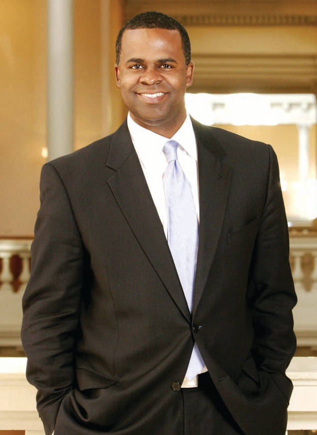 Mayor Kasim Reed. Credit: City of Atlanta, Georgia via Wikimedia Commons.