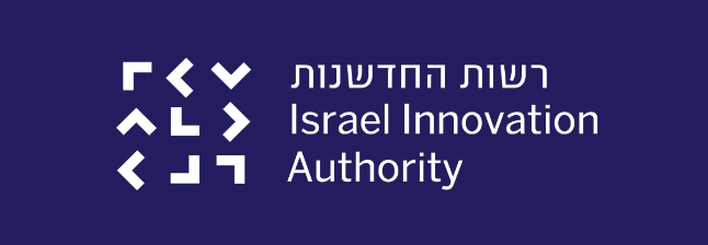 Israel Innovation Authority logo. Credit: Israel Innovation Authority.