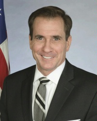 State Department spokesman John Kirby. Credit: U.S. Department of State via Wikimedia Commons.